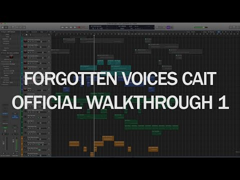 8Dio The New Forgotten Voices Cait - Official Walkthrough