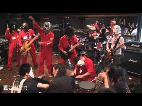Peaple = Shit - SlipKnoT Cover Session 2010/08/30【音ココ♪】