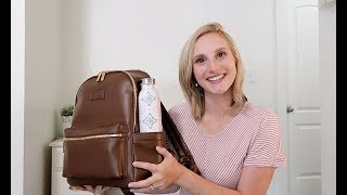 What is in my DIAPER BAG || Mom of 4