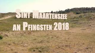 Sint Maartenszee in Holland an Pfingsten 2018