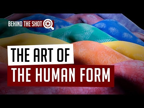 The Art of the Human Body - Behind the Shot