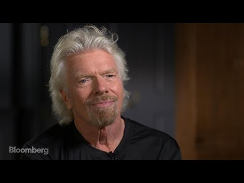 Branson on Starting New U.S. Airline: 'Watch This Space'
