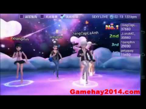 Tai game Audition cho dien thoai – Gamehay2014.com