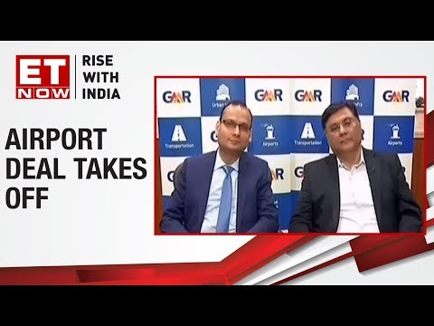 Saurabh Chawla & Sushil Modi Brief The TATA-GIC Deal To Buy The GMR Airport Stake