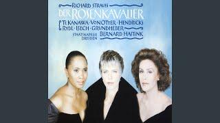 Der Rosenkavalier, Op.59, Act I: Di rigori armato il seno (Ein Sänger)