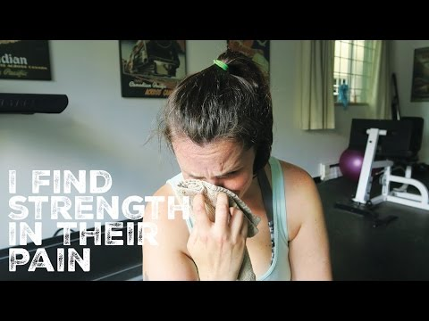 Why I Cried During My Workout   |  2 Sets No Edits