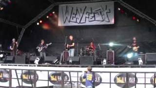True Deceivers play Bridges at Weyfest 2011