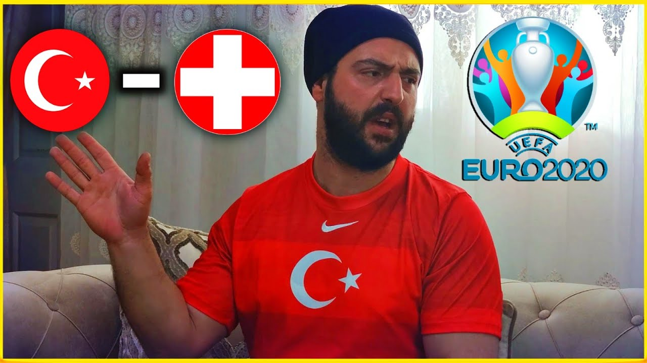 TÜRKİYE 1-3 İSVİÇRE EURO 2020 ÖZEL PARODİ!