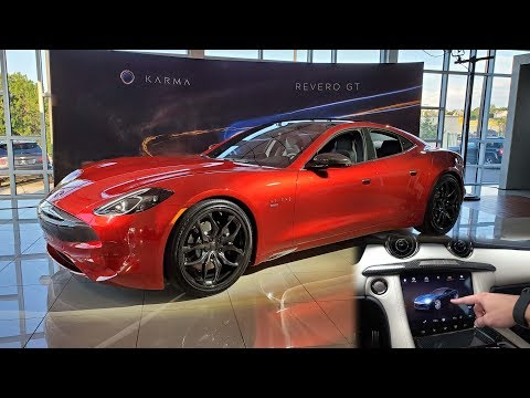 Karma Revero GT Recieves Excellent First Drive Review: Video