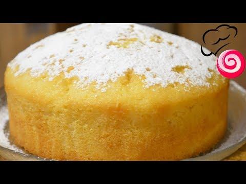 Лимонный кекс с пропиткой 🍋