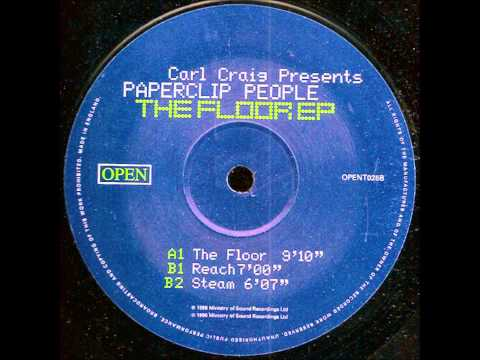 Paperclip People - The Floor (1996)