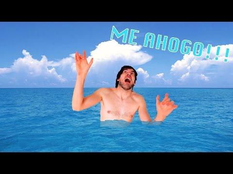 ME AHOGO!! SALVENME!! - JuegaGerman