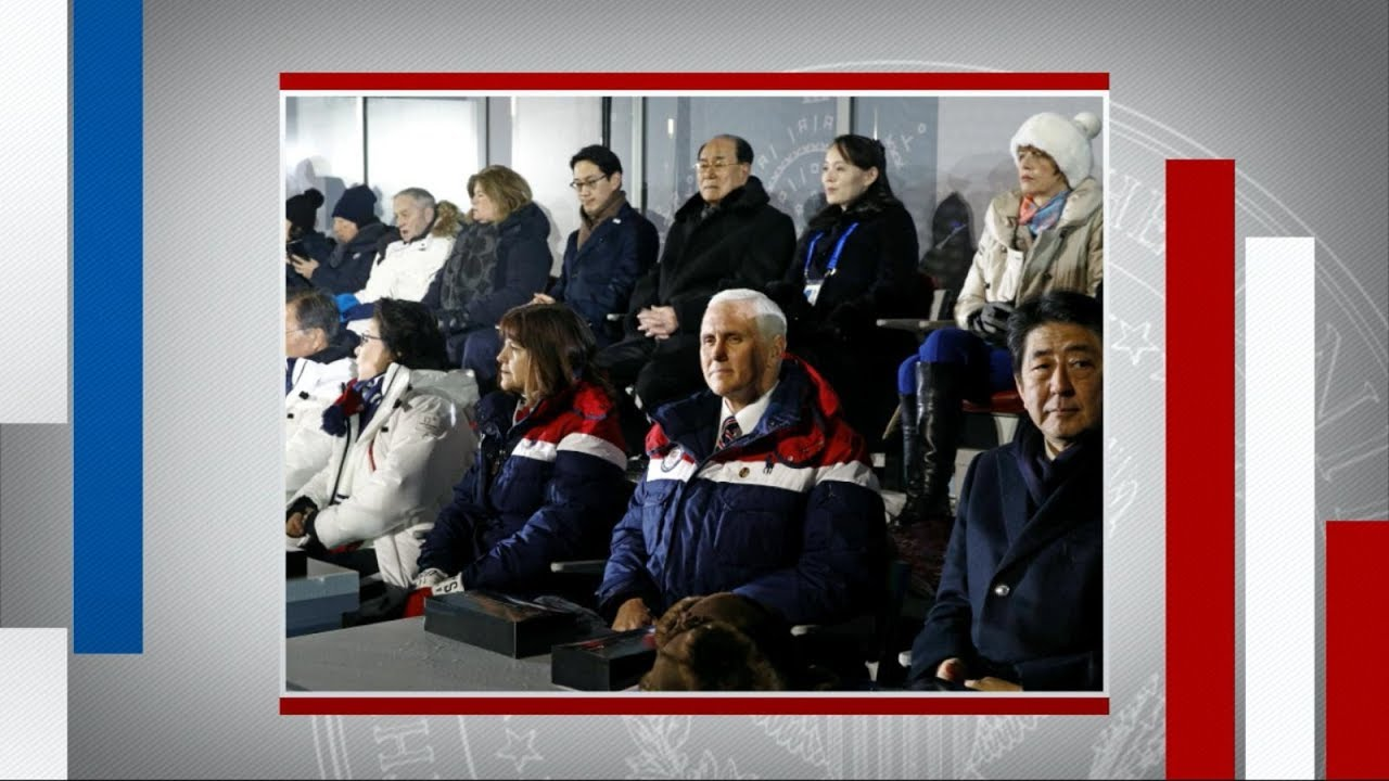 Pence meeting with North Koreans scrapped: Official