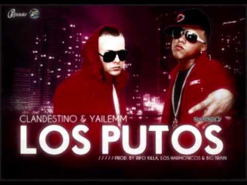 Booty - clandestino y yailemm.wmv  reggaeton septiembre 2010