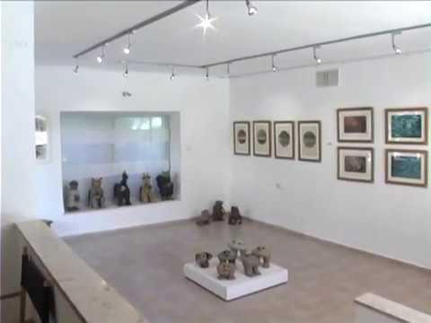 גלריה מלאור בקיסריה - תערוכת הדפסים