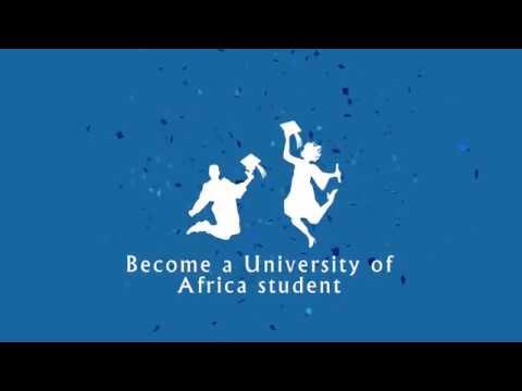 UNIVERSITY OF AFRICA