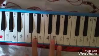 Wanna one, energetic reff (pianika ver.) Mp3