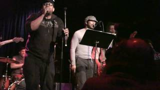 Funkadelic - Standing On The Verge Of Getting It On - Pedro Bell Benefit 02