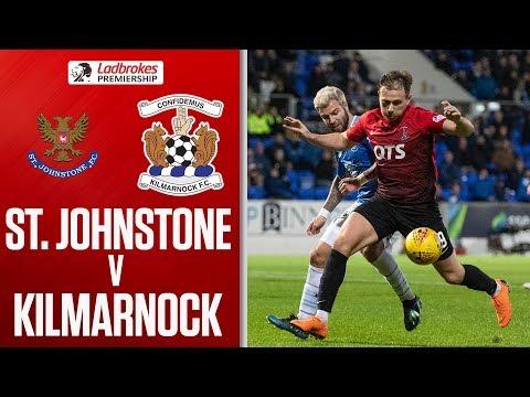 St. Johnstone 0-0 Kilmarnock   Defenders Win the Day!   Ladbrokes Premiership
