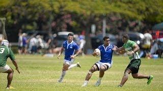 Rugby Hawaii Union 2014 full game week 5 Hawaii Harlequins RFC vs Hawaii Marist Rugby Club