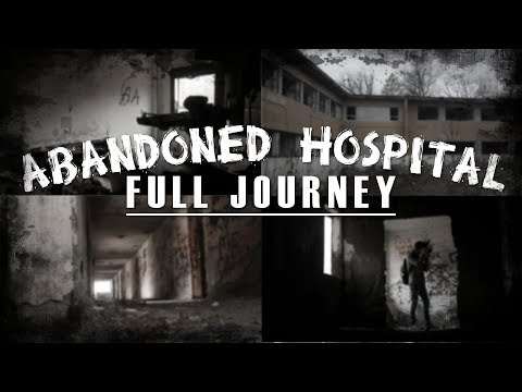 Exploring an Abandoned Tuberculosis Hospital (Full Journey L