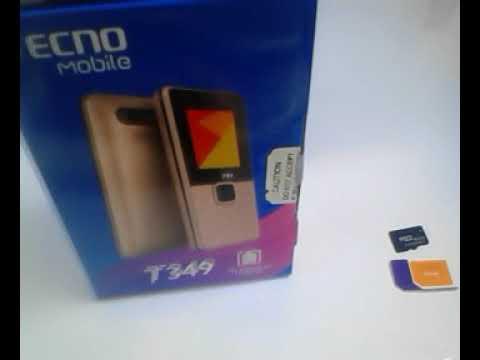 Open the Tecno T349 tray