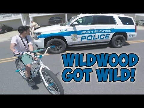 WILDWOOD GOT WILD