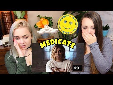 REACTING TO: Gabbie Hanna - Medicate