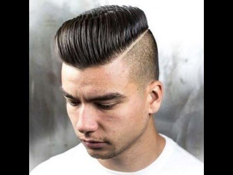 Short Hair Style For Men Youtube