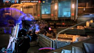 Mass Effect 3 Multiplayer Gameplay 24 (Gold) (PC) HD