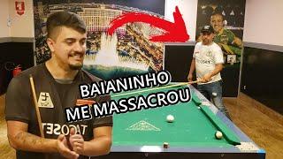 FUI HUMILHADO PELO BAIANINHO DE MAUÁ...