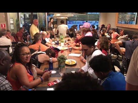 El bar de Las Ramblas que refugió a decenas de turistas tras el atentado