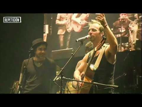 Presentación de Kevin Johansen en Festival Despierta Chile 2012