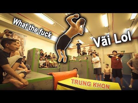 TRUNG KHÔN | Người VIỆT NAM vô địch LỘN Đông Nam Á | His name is Vãi Lol ( SINGAPORE LCG 2016 )