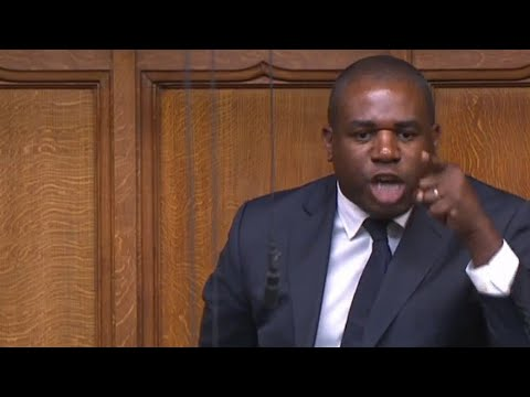 'National day of shame': David Lammy criticises treatment of Windrush generation