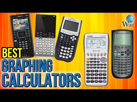 8 Best Graphing Calculators 2017