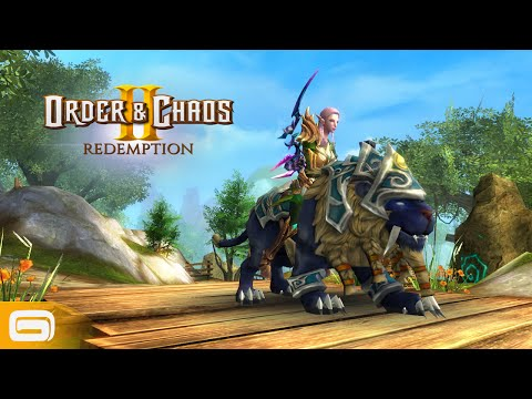 Order & Chaos 2 Redemption - Arrival Of Mounts!