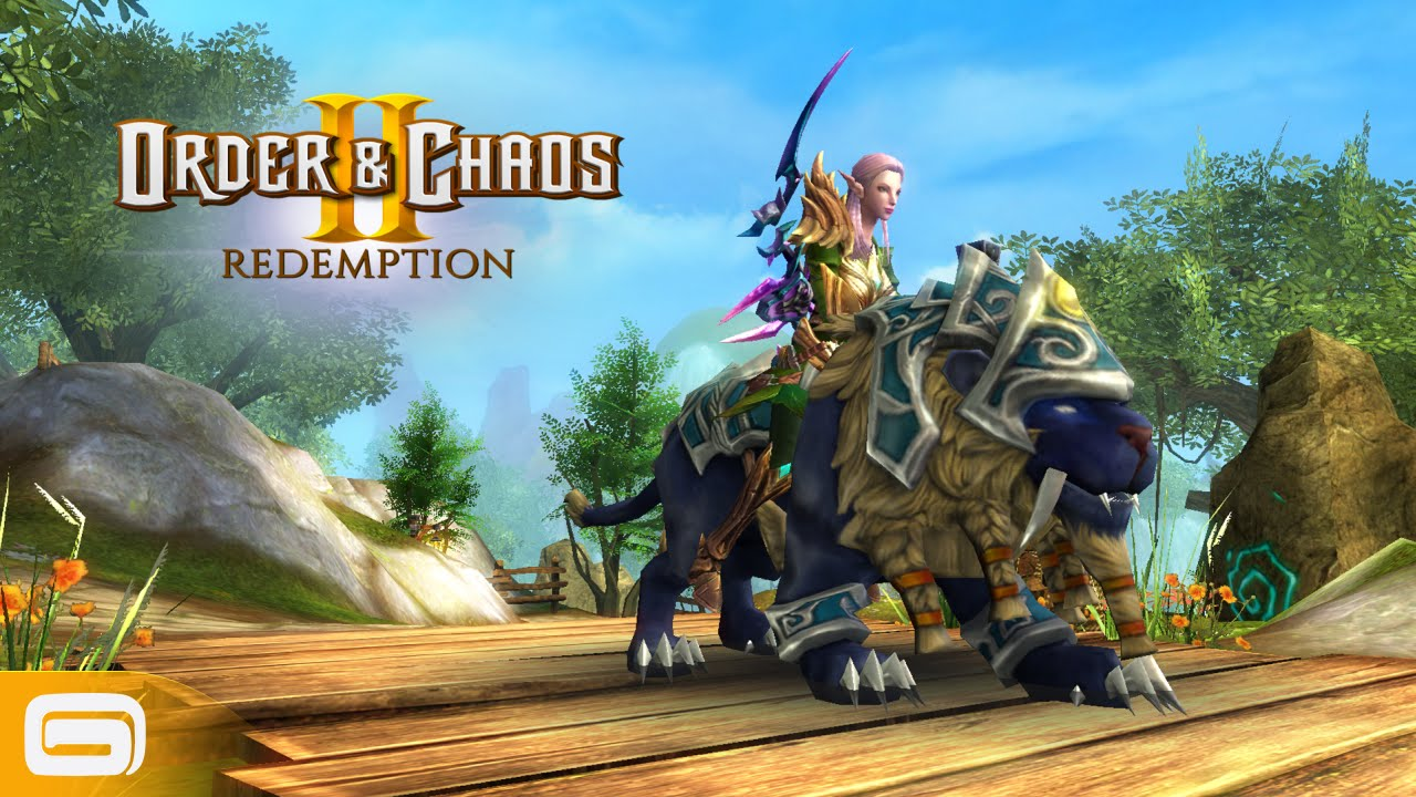 Order and Chaos 2 Android Top 10 MMO