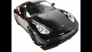 Porsche Cayman R Машинка на радиоуправлении 1:16