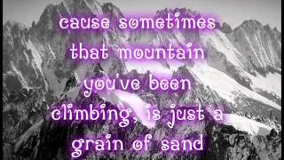 So Small Carrie Underwood with Lyrics