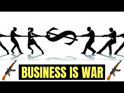 Business Is War (Ecom Too Saturated?)