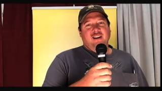 Steve's Z Tags Testimonial From 2010 World Dairy Expo