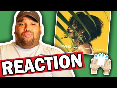 Camila Cabello ft. Quavo - OMG [REACTION]