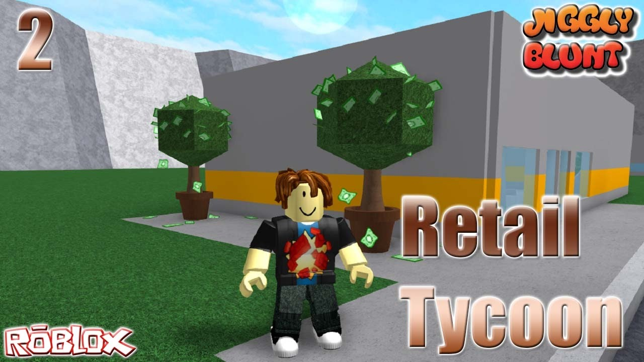 Retail Tycoon Roblox | Money Tree [2]