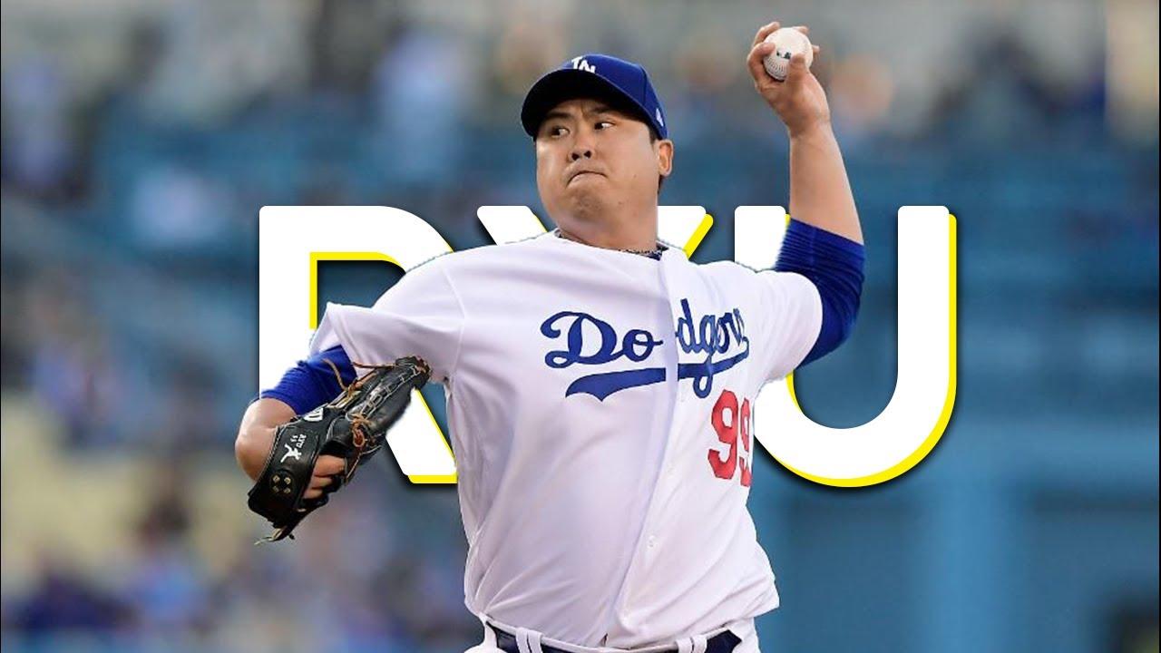 Hyun-Jin Ryu - Career Dodgers Highlights