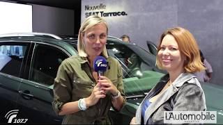 """MagAuto """"Spécial Mondial"""" : SEAT TARRACO"""