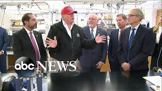 Infighting within the Trump administration amid coronavirus crisis: Report   ABC News