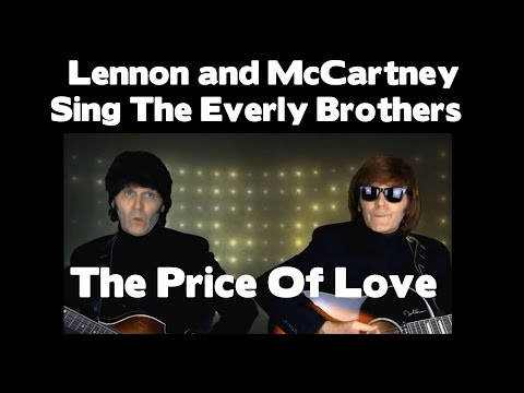 The Beatles Sing The Everly Brothers - The Price Of Love