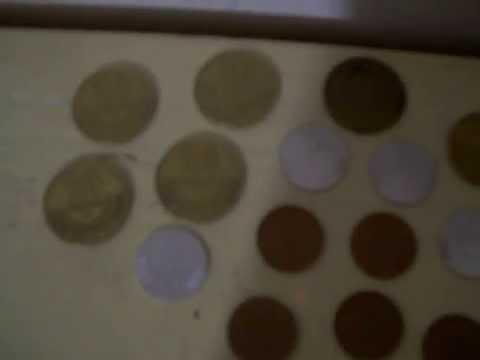 My Featured Coins: Episode  8 -  Burundi, Costa Rica, New Zealand, Trinidad & Tobago