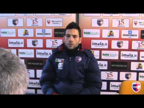 Intervista a Spighi, post Imolese - San Marino 3-1